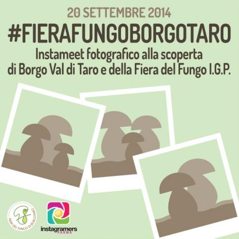All'assaggio della Fiera del Fungo di Borgotaro, con @igersparma