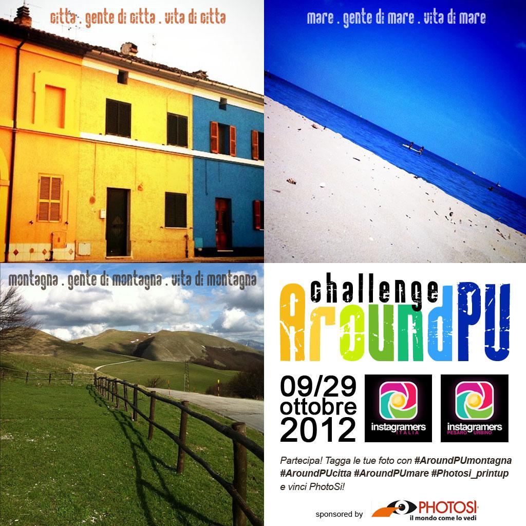 Fotografa il panorama di Pesaro Urbino!