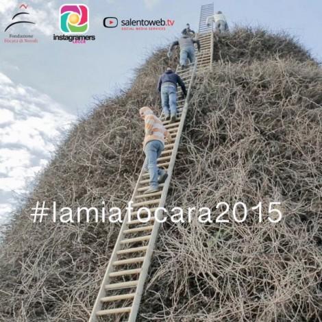 Fòcara: fuoco, tradizioni e innovazione con Instagramers Lecce