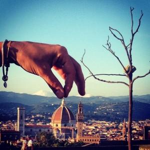 Veduta da Forte Belvedere foto @toomuchtuscany