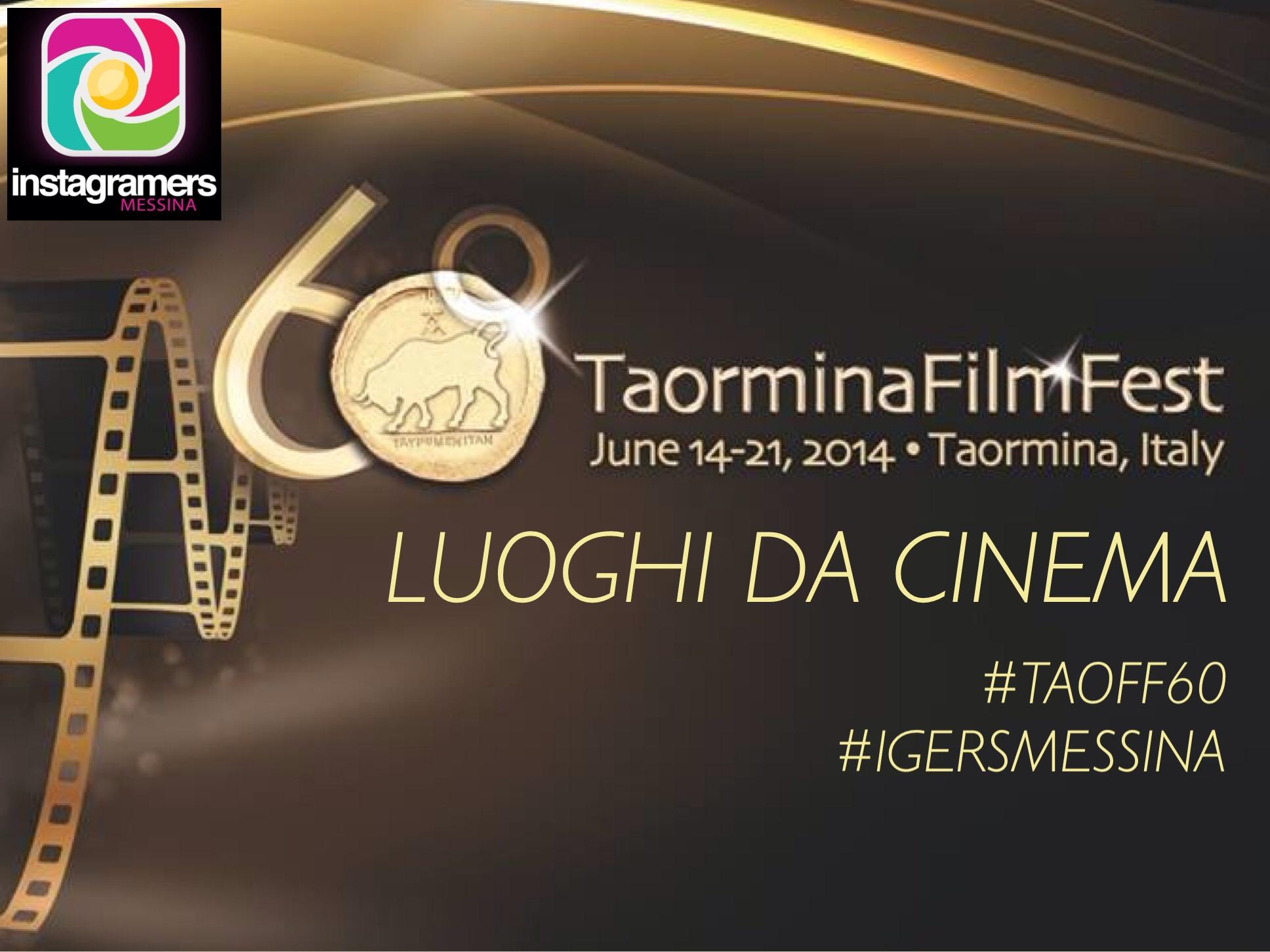 Il Taormina Film Fest festeggia 60 anni su Instagram