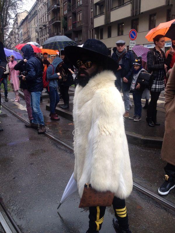Fotografare la moda con Instagram: Igers alla Milan Fashion Week