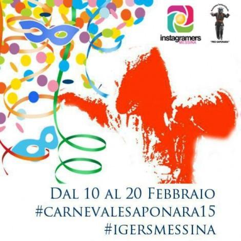 Racconta il tuo Carnevale con Instagramers Messina