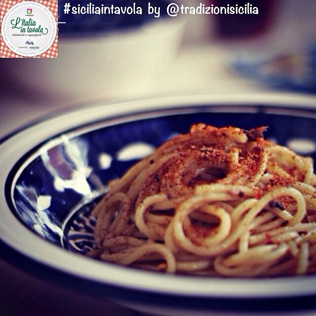 #SiciliainTavola: la food photography su Instagram