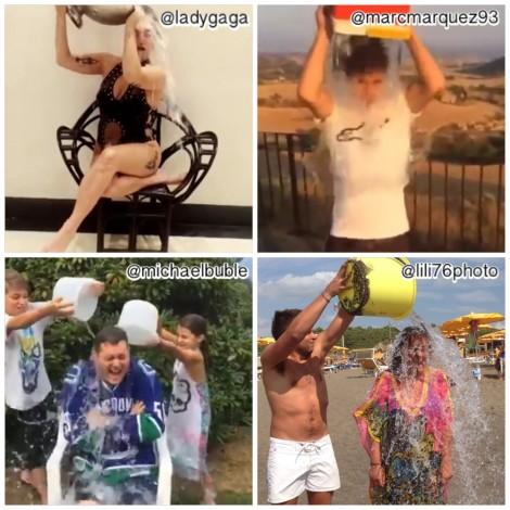 Ice bucket challenge, inizia la sfida tra Igers contro la SLA