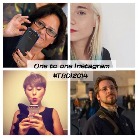 """TBDI 2014. Un format """"One to One"""" per spiegare Instagram"""
