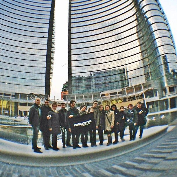 Fotosociality e Samsung Galaxy Camera a Milano: il giorno dopo