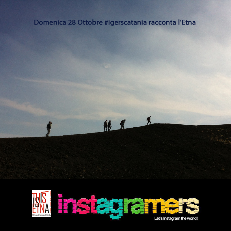 #igerscatania racconta l'Etna