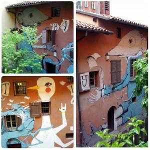 Collage di @franziskakir dal tag #myER_StreetArt