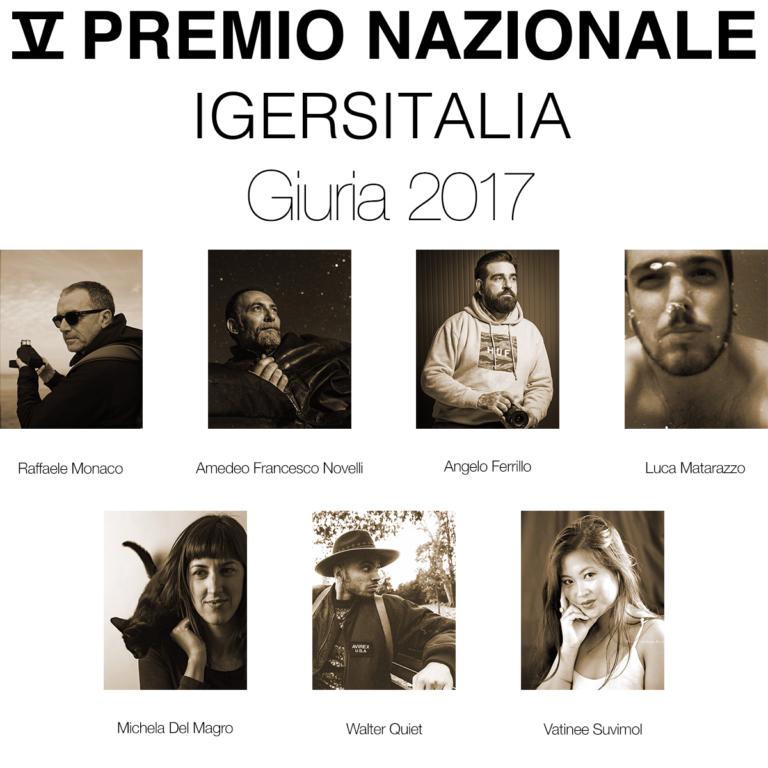 giuria premio igersitalia 2017