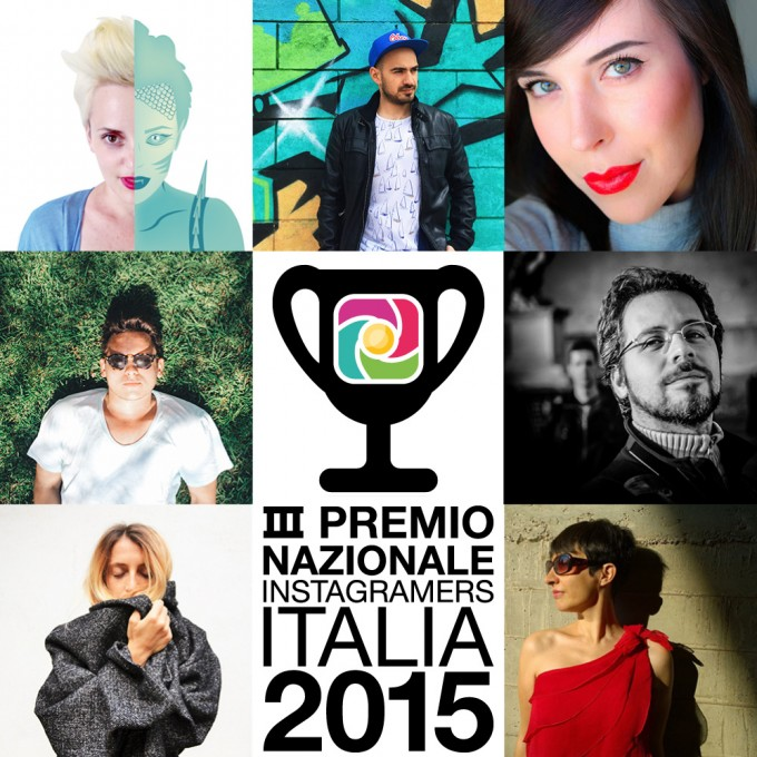 La giuria del Premio Nazionale Instagramers Italia 2015