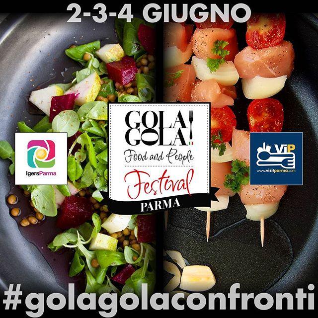 Confronti: il challenge di Igers Parma per il Gola Gola Festival!