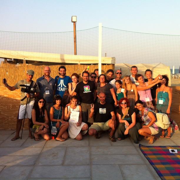 Gli Igers all'InstaBeach di IgersRavenna per Respira 2012