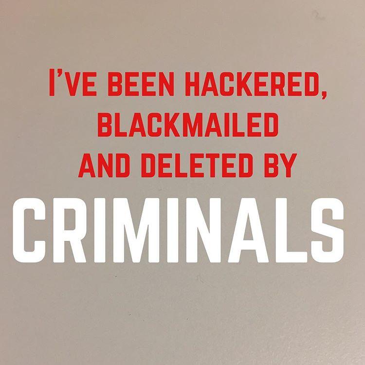 Accont Hackerato