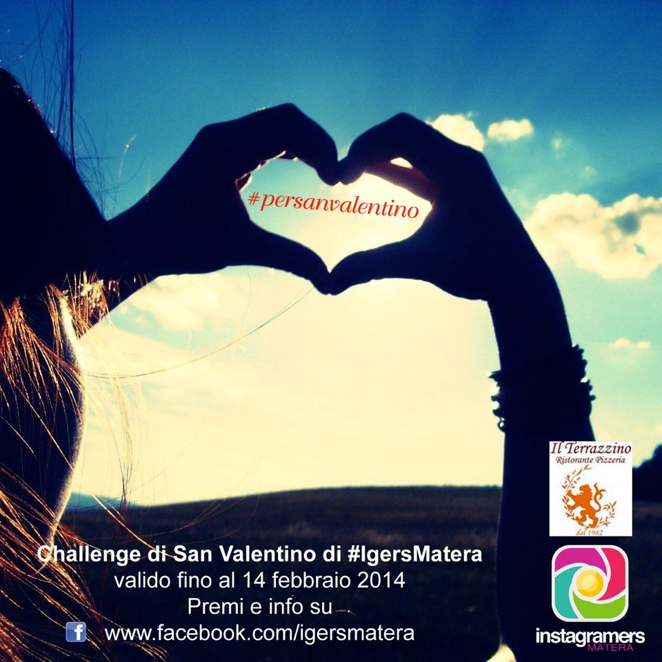 Challenge di San Valentino da @igersMatera!