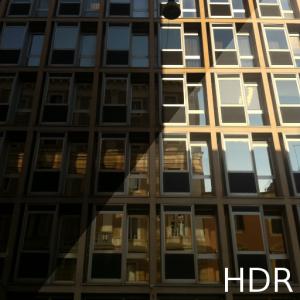 Usare l'HDR
