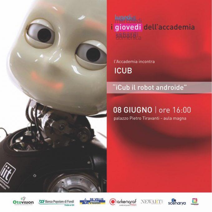 Igers Frosinone incontra l'umanoide iCube