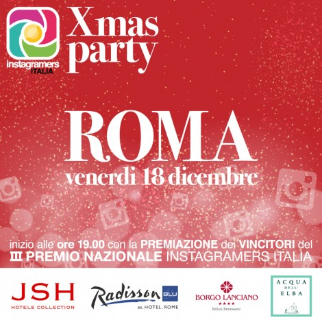 Instagramers Italia Xmas Party 2015