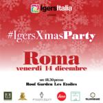 Igersitalia Xmas Party 2018