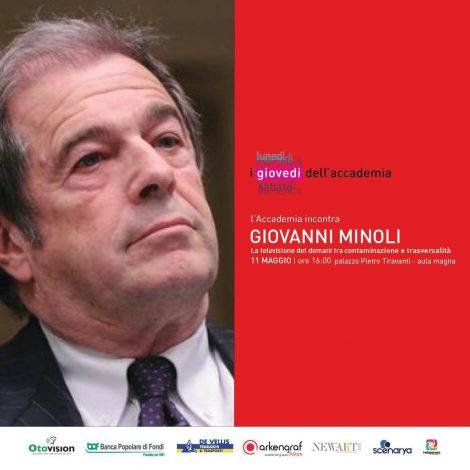 Igers_Frosinone incontra il giornalista Giovanni Minoli