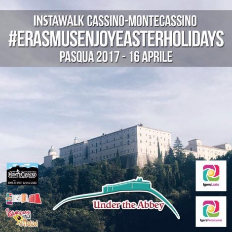 Instawalk Montecassino: trekking fotografico con Igers Frosinone