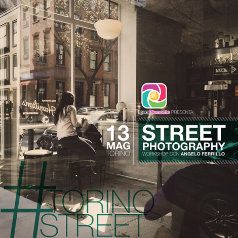 Street Photography – workshop con Angelo Ferrillo