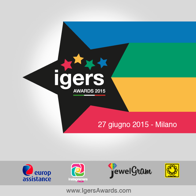 Igers Awards 2015: come partecipare