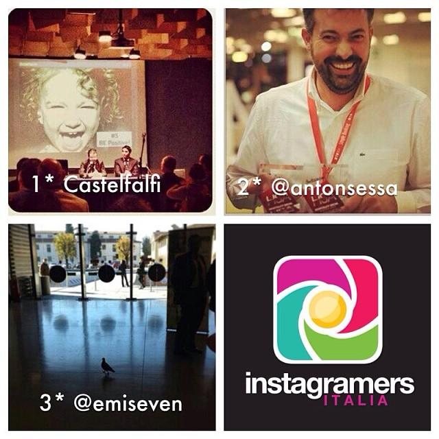 Instagramers alla BTO: il resoconto