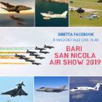 IgersItalia ospite dell'Aeronautica Militare al Bari San Nicola Air Show 2019