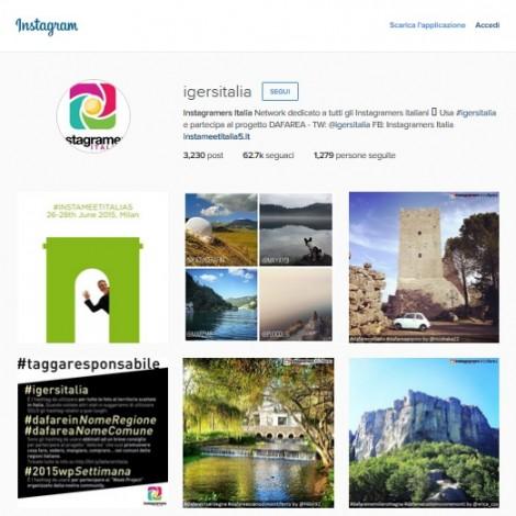 Instagram web, vi piace il restyle minimal e più pulito?