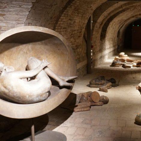 Empty Ecce Homo alla Mole Ancona