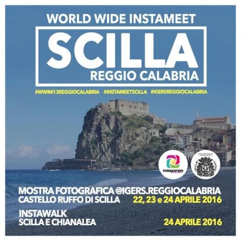 Scilla ed il suo castello per il WWIM13 in Calabria