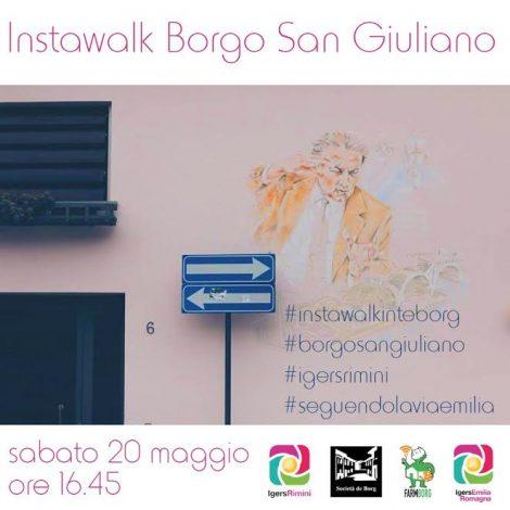 Igers Rimini vi invita a scoprire Borgo San Giuliano