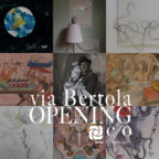 Igersrimini vi invita all'inaugurazione del Circuito Open della Biennale del Disegno