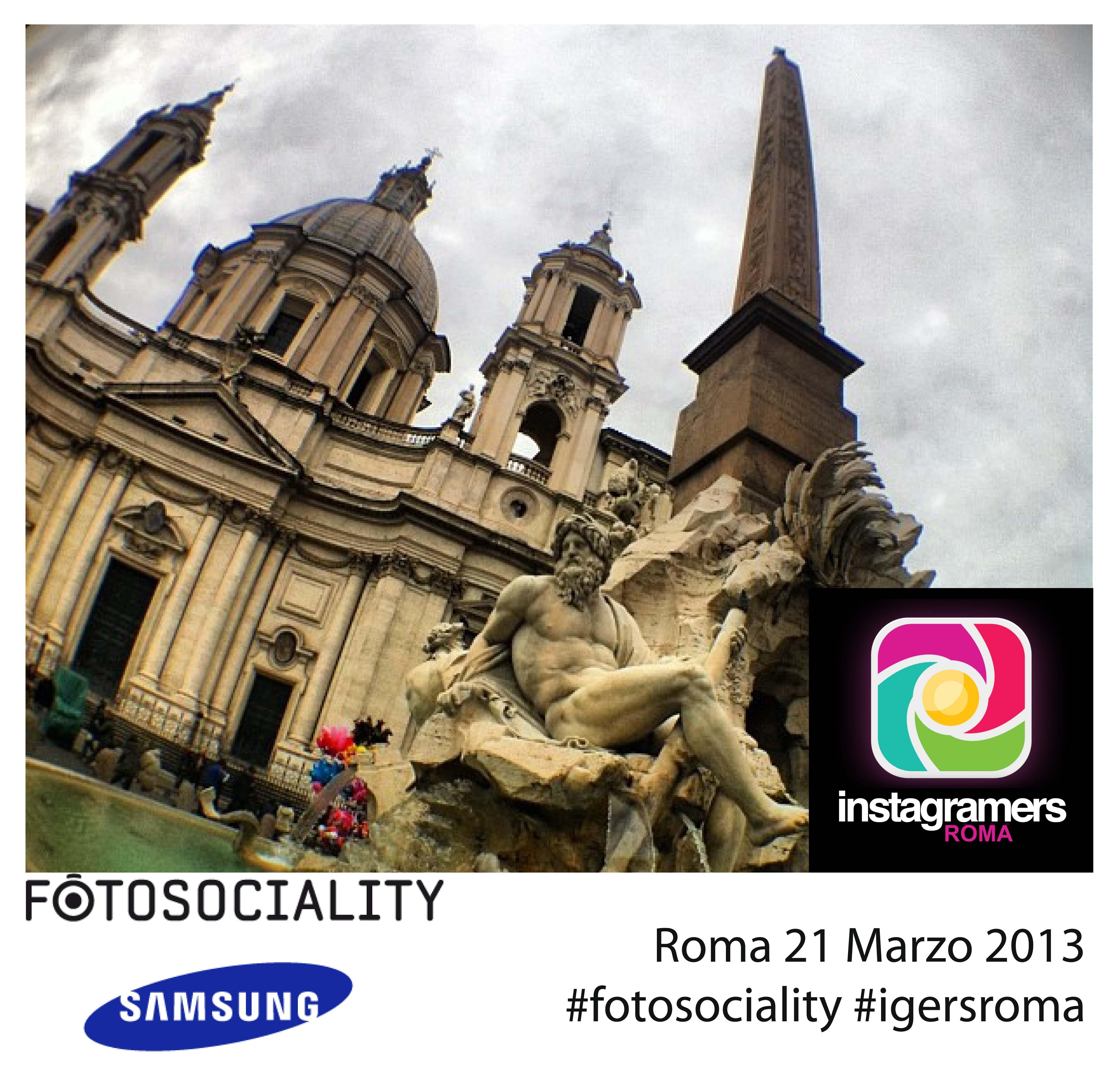 Gli Instagramers per Fotosociality: ecco le 9 Insta-tappe in Italia!