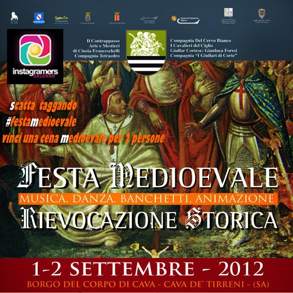 IgersSalerno vi invita alla Festa Medievale