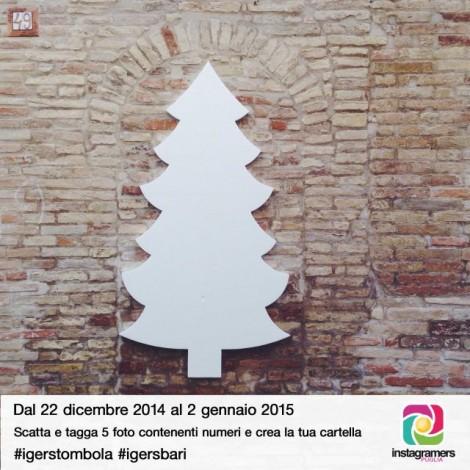 La tombola diventa #igerstombola con Instagramers Puglia