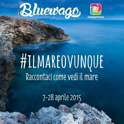 Raccontaci come vedi il mare con il challenge #Ilmareovunque
