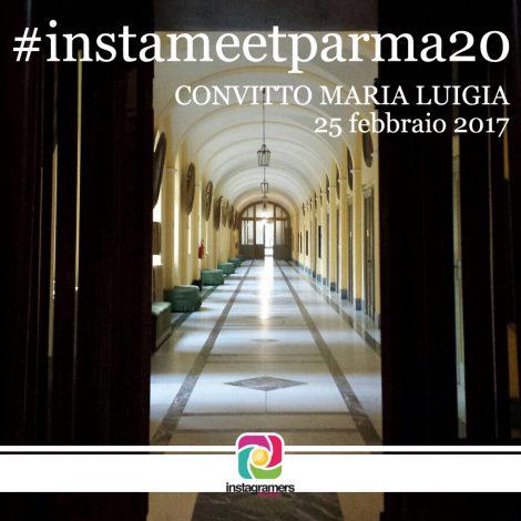 Con Igersparma al Convitto Nazionale Maria Luigia