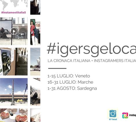 La Cronaca Italiana gestita dagli Igers locali