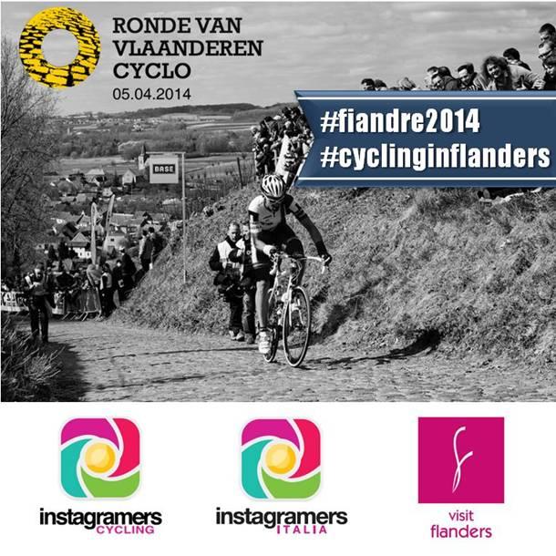 Igersitalia in trasferta nelle Fiandre: vivere il Ronde