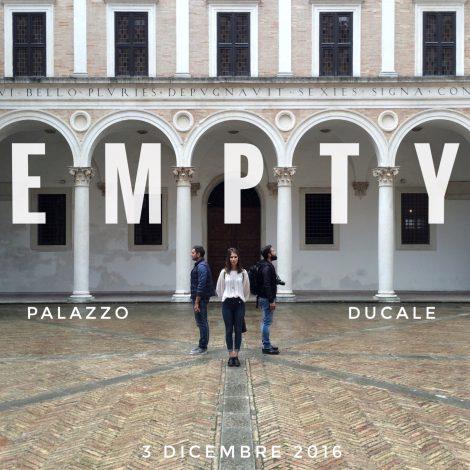 Per la prima volta alla scoperta di Urbino con #EmptyPalazzoDucale