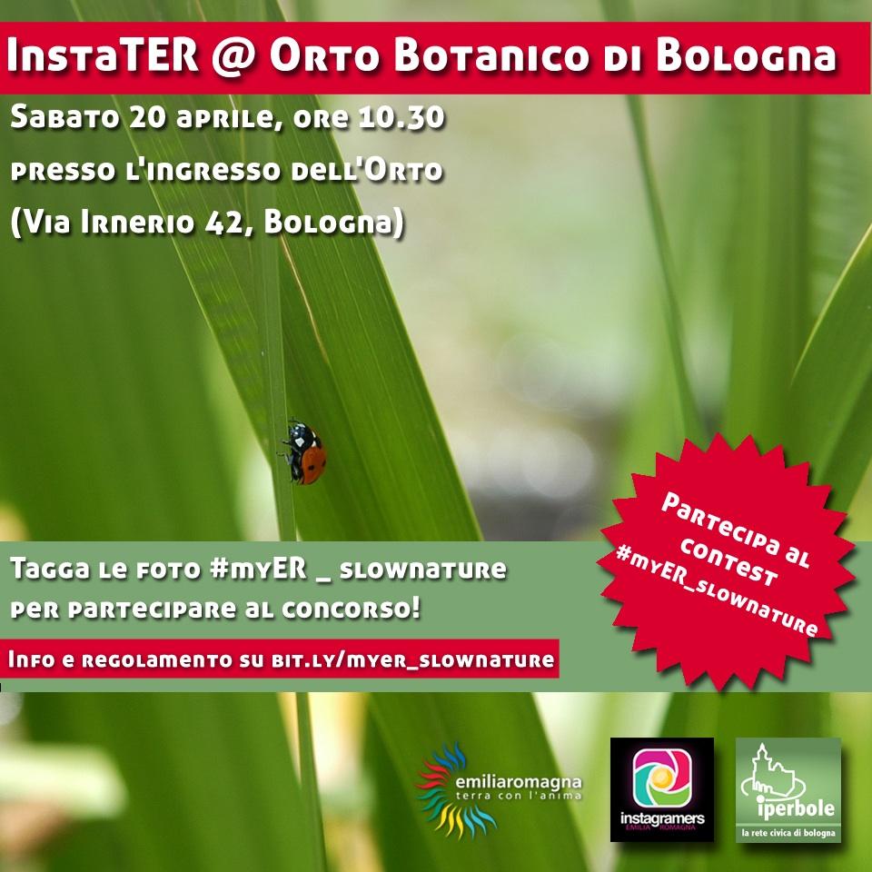 Nuovo #InstaTER con IgersBologna e Turismo Emilia Romagna