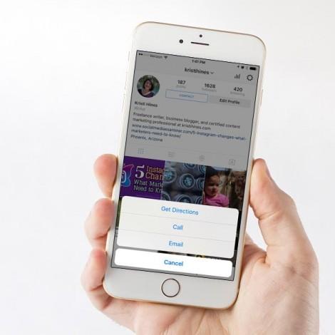 Come passare da un profilo Instagram personale ad uno aziendale