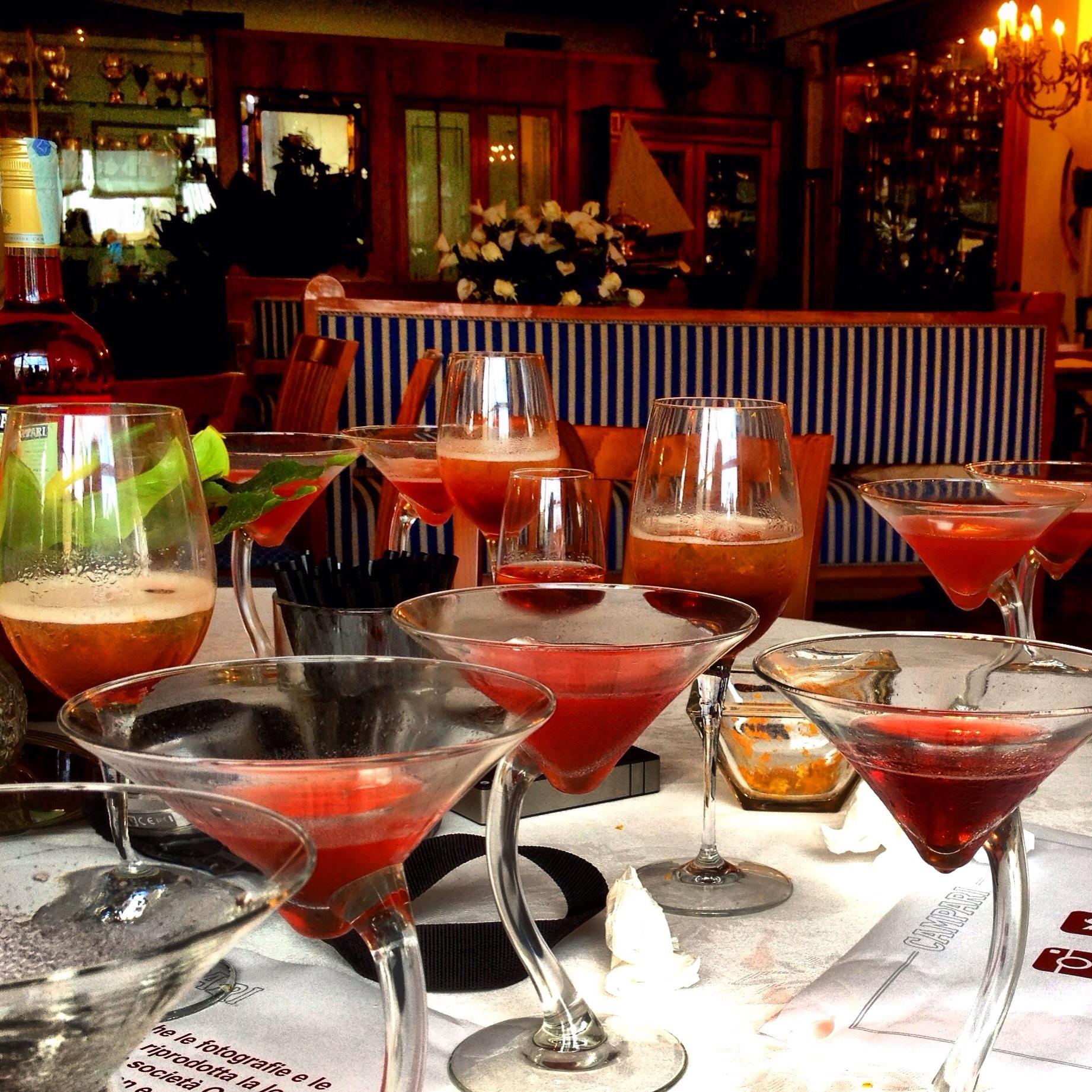 Campari Cocktail Experience a Napoli