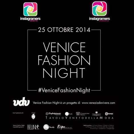 Venice Fashion Night: la moda a Venezia con gli Igers