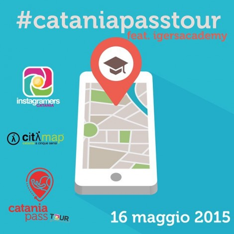 Cataniapasstour: un accesso privilegiato per gli Igers