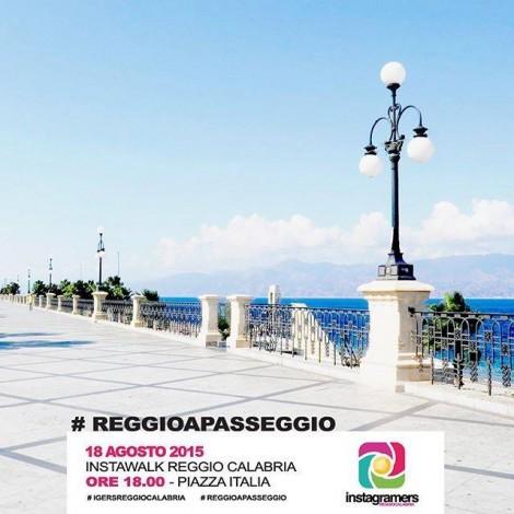 Reggio a passeggio: una camminata fotografica per scoprire Reggio Calabria