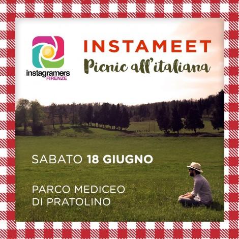 Metti un picnic all'italiana con gli igers fiorentini
