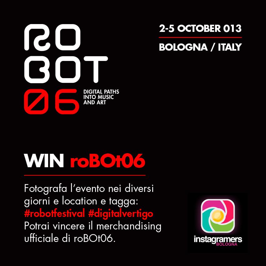 Win Robot Festival 06 igersbologna